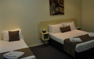 Bluewater Harbour Motel Bowen - Accommodation Georgetown