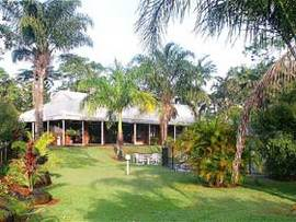 Malanda Lodge Motel - Accommodation Georgetown
