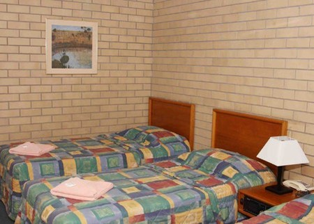 Gunsynd Motor Inn - Accommodation Georgetown