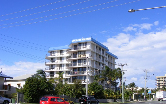 Beach Palms Holiday Apartments - Accommodation Georgetown