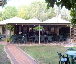 Douglas Daly Tourist Park - Accommodation Georgetown