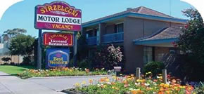 Strzelecki Motor Lodge - Accommodation Georgetown