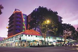 Darwin Central Hotel - Accommodation Georgetown