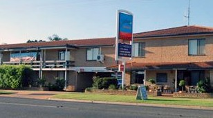 Outback Motor Inn Nyngan - Accommodation Georgetown