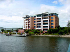 The Jetty Apartments - Accommodation Georgetown