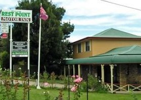 Rest Point Motel - Accommodation Georgetown