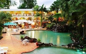 Palm Royale Cairns - Accommodation Georgetown