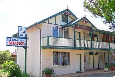 3 Explorers Motel - Accommodation Georgetown