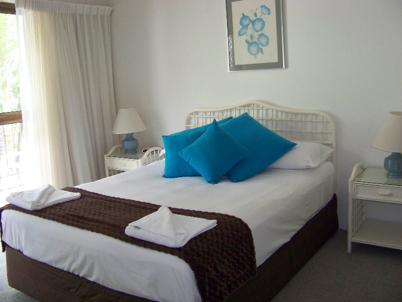 Old Burleigh Court Holiday Apartments - Accommodation Georgetown