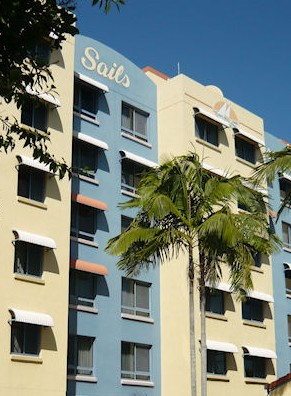 Sails Resort On Golden Beach - Accommodation Georgetown