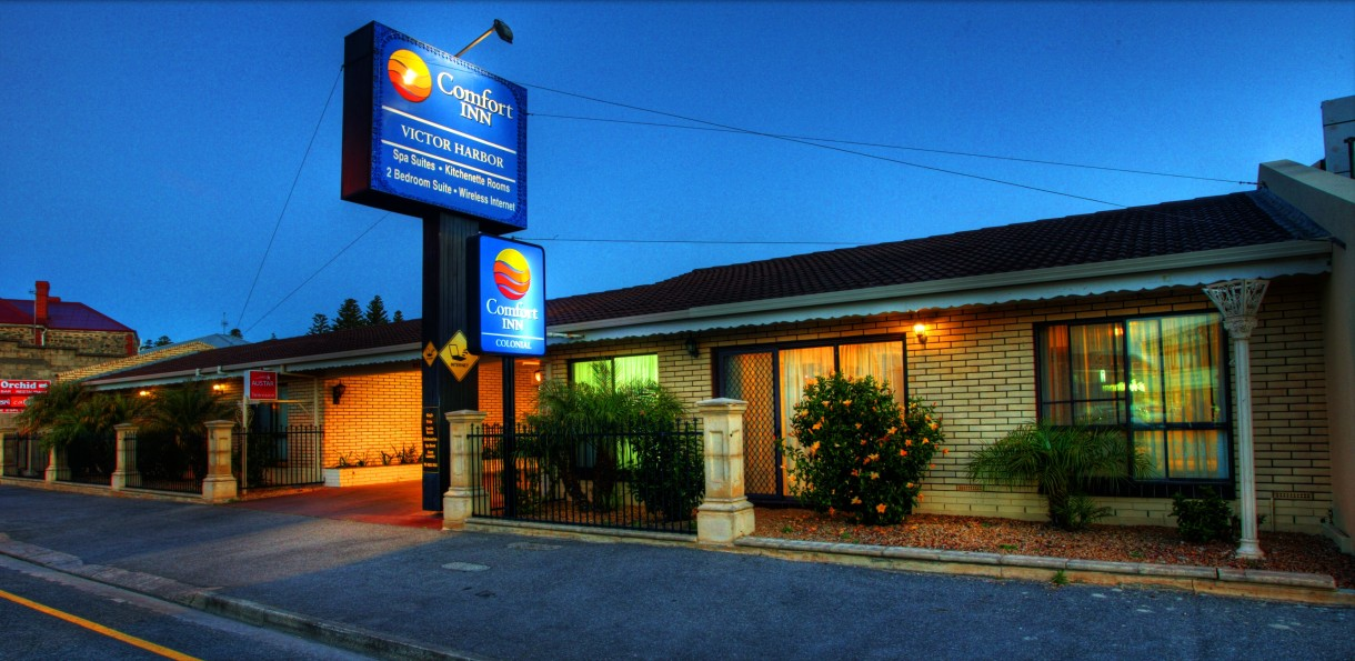 Comfort Inn Victor Harbor - Accommodation Georgetown