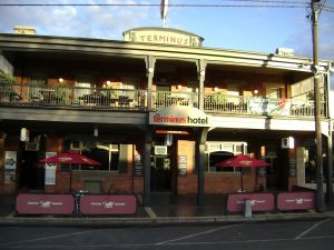 Terminus Hotel - Accommodation Georgetown