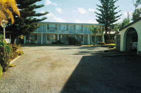 Troubridge Hotel - Accommodation Georgetown
