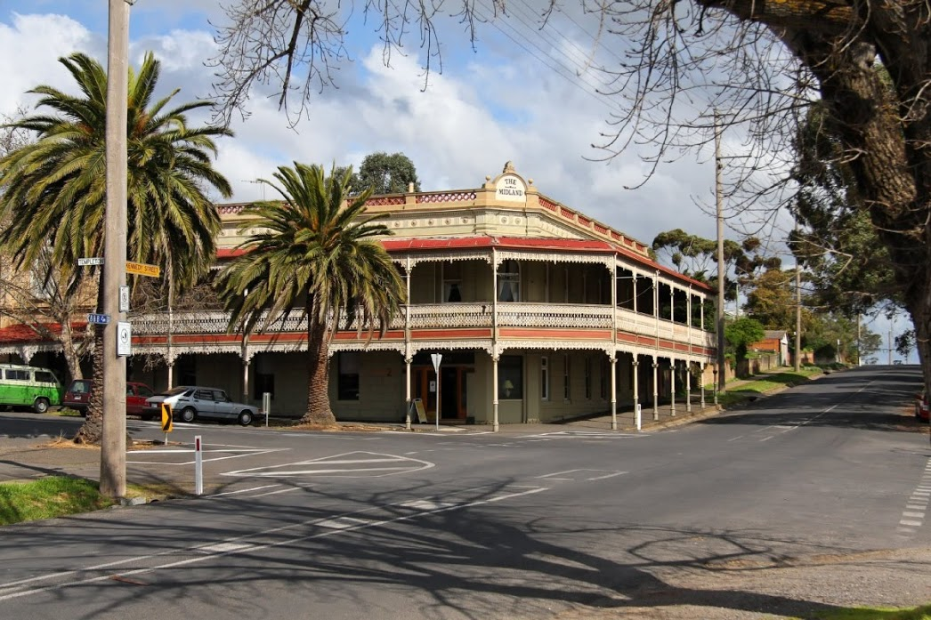 The Midland Hotel Castlemaine - Accommodation Georgetown