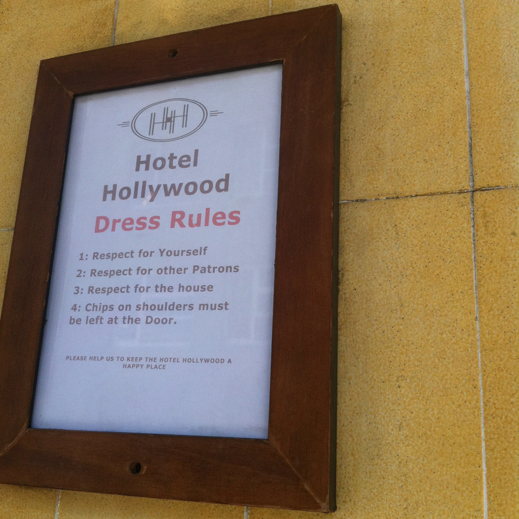 Hollywood Hotel - Accommodation Georgetown