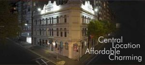 Woolbrokers Hotel - Accommodation Georgetown