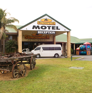 Sundowner Hotel - Accommodation Georgetown