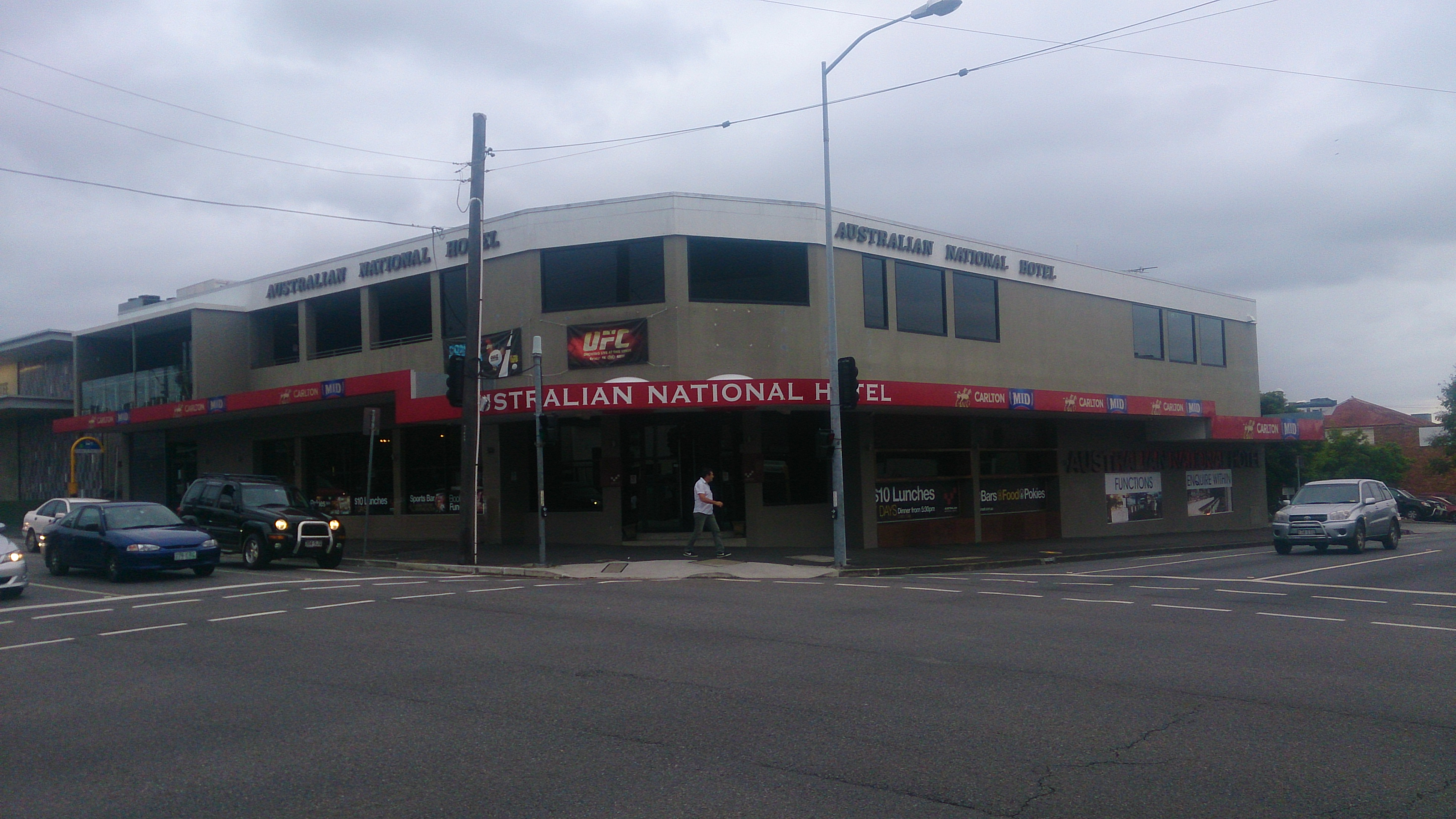 Australian National Hotel - Accommodation Georgetown