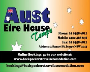 Aust Eire House Tempe - Accommodation Georgetown