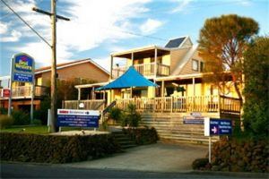 Best Western Great Ocean Road Motor Inn - Accommodation Georgetown