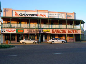 Barcoo Hotel - Accommodation Georgetown