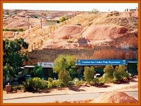 Comfort Inn Coober Pedy Experience Motel - Accommodation Georgetown