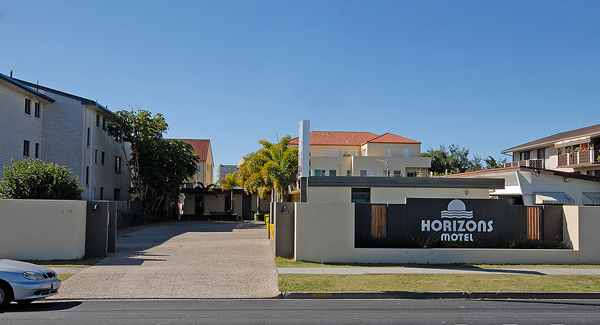 Horizons Motel - Accommodation Georgetown
