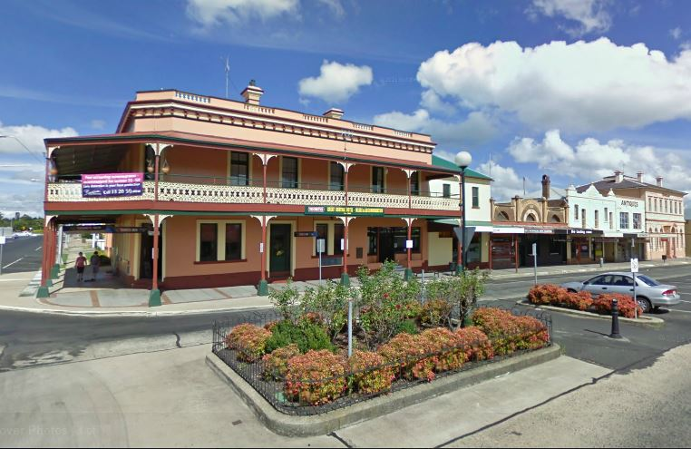 Murrumbidgee Hotel - Accommodation Georgetown