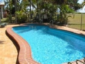 Kinka Palms Beach Front Apartments/Motel - Accommodation Georgetown