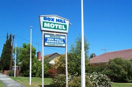 Box Hill Motel - Accommodation Georgetown