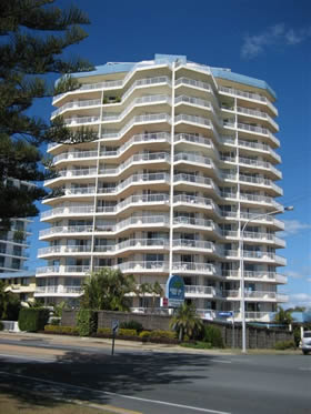 Meridian Tower - Accommodation Georgetown