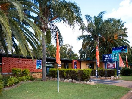 Motel Oasis - Accommodation Georgetown
