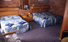 Border Motel - Accommodation Georgetown