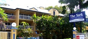 The York Beachfront Holiday Apartments - Accommodation Georgetown