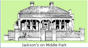 Jackson's On Middle Park - Accommodation Georgetown