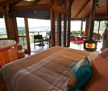 Mt Quincan Crater Retreat - Accommodation Georgetown