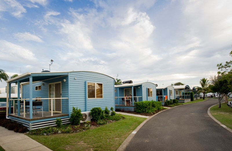 Cotton Tree Holiday Park - Accommodation Georgetown
