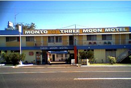 Monto Three Moon Motel - Accommodation Georgetown