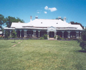 Coombing Park Homestead - Accommodation Georgetown
