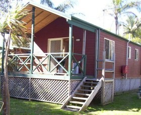 A Paradise Park Cabins - Accommodation Georgetown