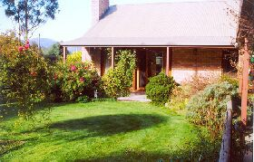Canowindra Cottage - Accommodation Georgetown