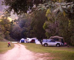 Mt Warning Holiday Park - Accommodation Georgetown