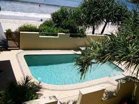 Portofino Beachfront Apartments - Accommodation Georgetown