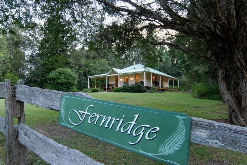 Fernridge Farm Cottage - Accommodation Georgetown