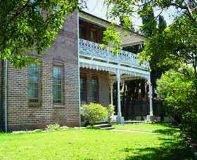 Old Rectory Bed And Breakfast Guesthouse - Sydney Airport - Accommodation Georgetown