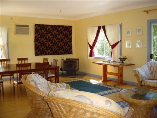 Euroka Homestead And Farm Cottage - Accommodation Georgetown