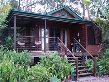 Lake Weyba Cottages Noosa - Accommodation Georgetown