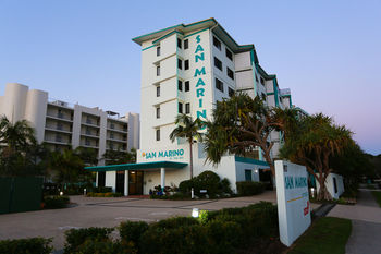 San Marino By The Sea Apartments - Accommodation Georgetown