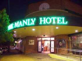 Manly Hotel The - Accommodation Georgetown