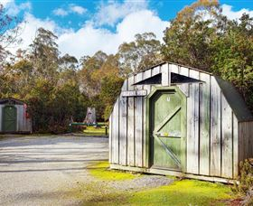 Discovery Holiday Parks Cradle Mountain Cosy Cabins - Accommodation Georgetown